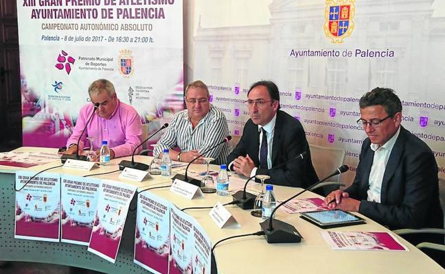 El Campo de la Juventud alberga el sábado el Campeonato de Castilla y León de Atletismo
