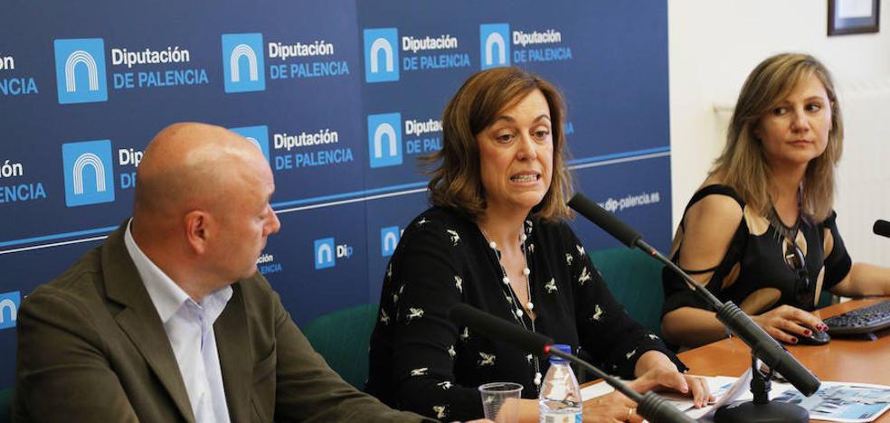 66 empresas de Palencia recibirán una ayuda de la Diputación