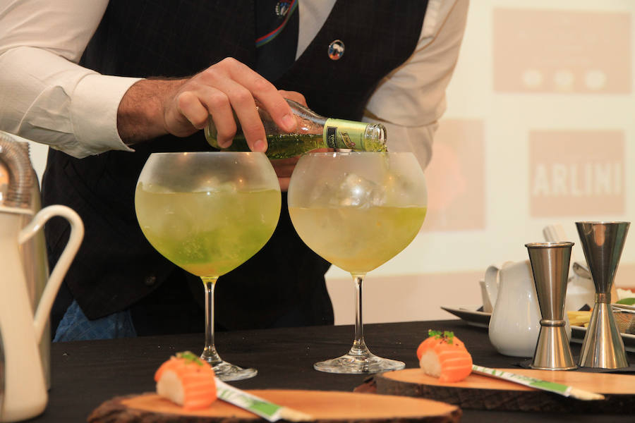 Concurso 'Gin Fashion Professional' en Segovia