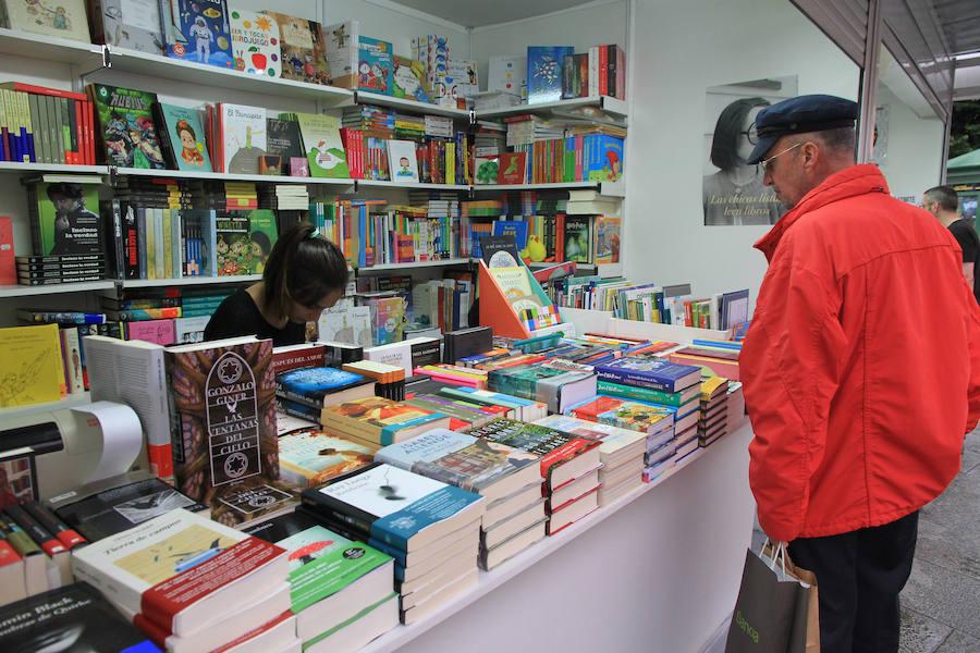 Feria del libro de Segovia