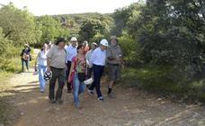 Atapuerca amplía su sendero botánico y consolida sus atractivos turísticos