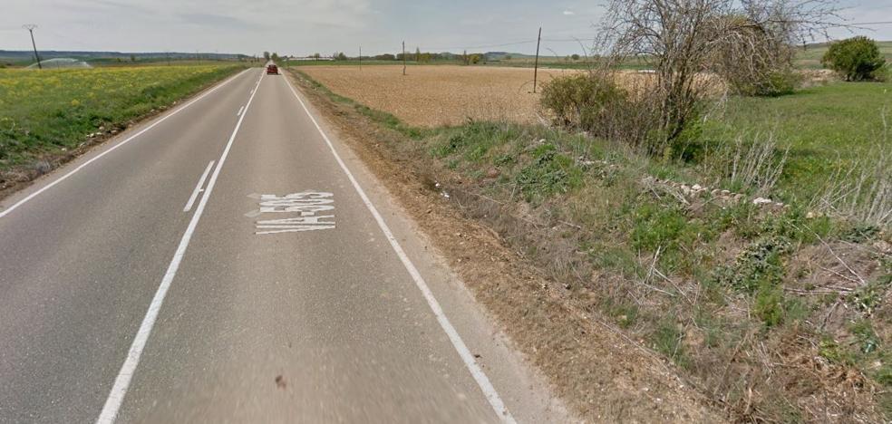Dos niños entre los cuatro heridos en un accidente en Villabrágima
