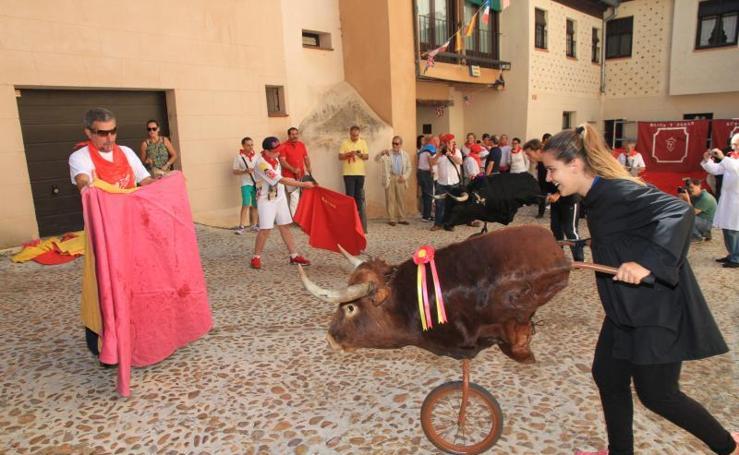 Sanfermines en Segovia