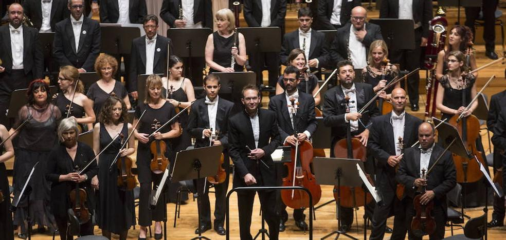 La gira 'Plazas sinfónicas' aterriza en Valladolid y enlazará en Segovia con un programa para jóvenes