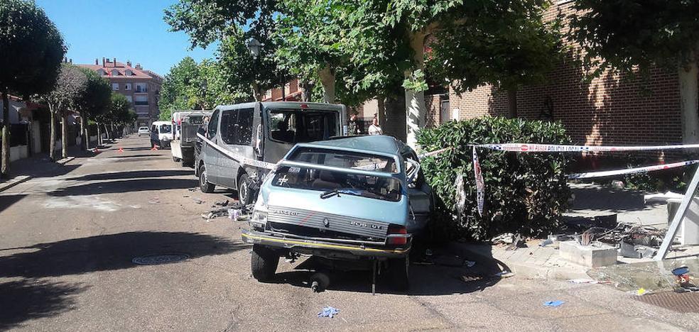 Muere una mujer en un accidente de tráfico en Laguna de Duero