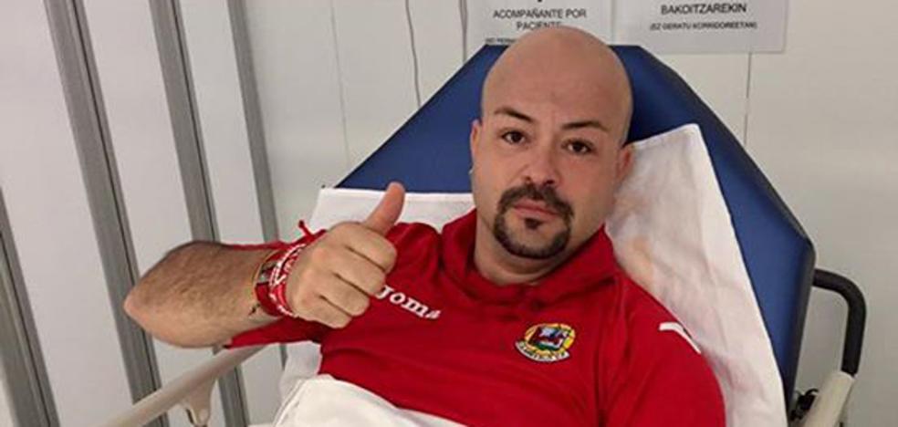 El arevalense Javier Gómez dado de alta tras sufrir una contusión en el encierro de San Fermín