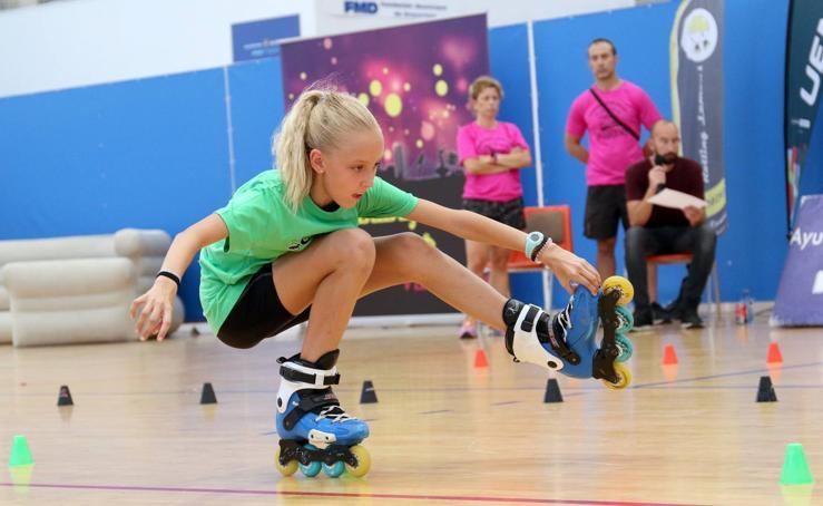 Valladolid acogió el Campeonato de España de Freestyle