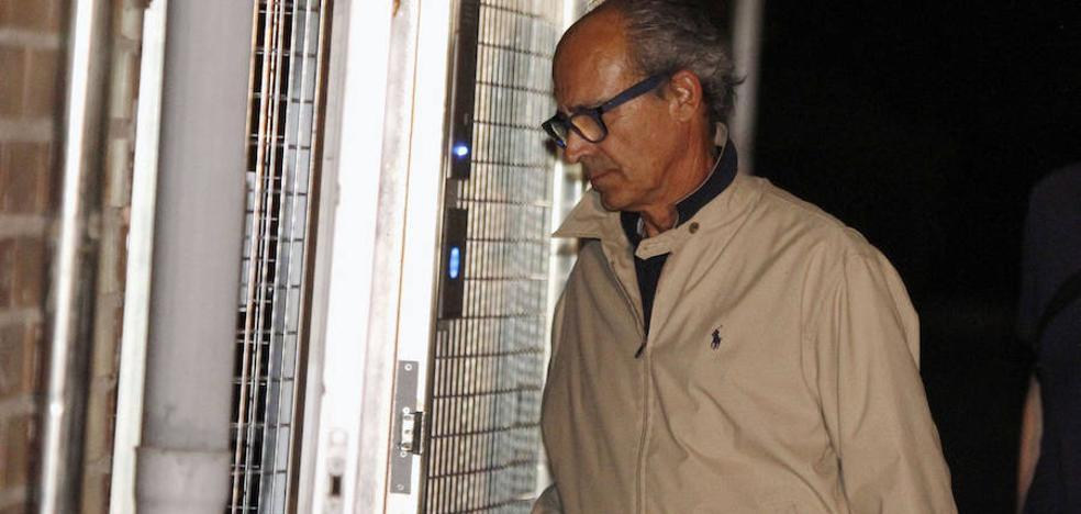 El hombre fuerte de Ignacio González declara cuatro horas ante el nuevo juez de Lezo