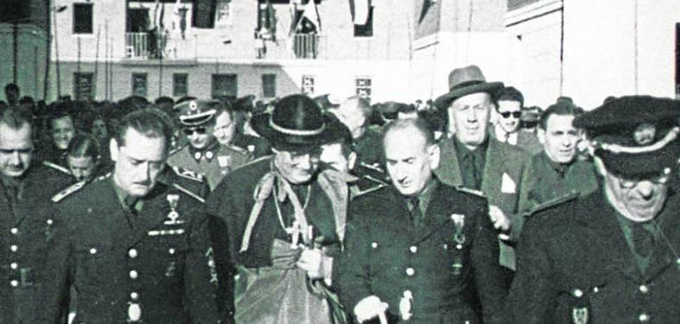 José Luis Arrese, el ministro que quiso poner a la Falange en el camino del Rey