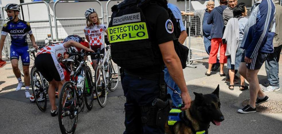 La seguridad, un desafío constante en el Tour