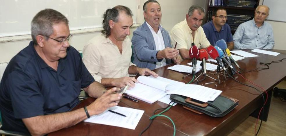 Los agricultores protestarán en agosto para pedir ayudas contra la sequía