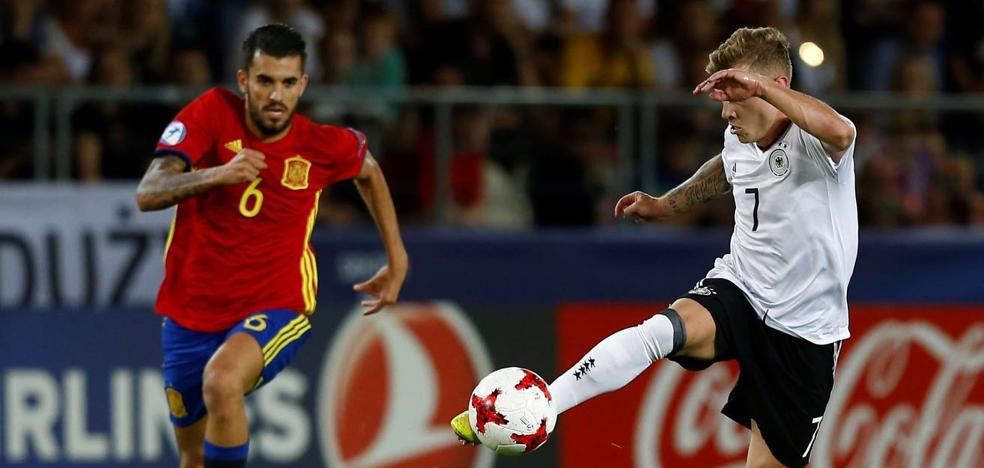 Ceballos, nuevo jugador del Real Madrid