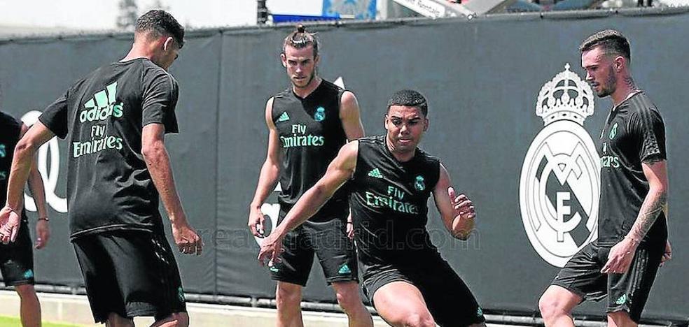 Del Carrión a la gira del Real Madrid