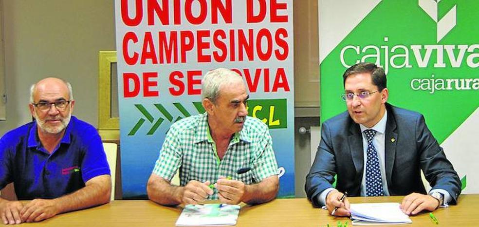 Cajaviva Caja Rural refuerza sus lazos con UCCL-Segovia