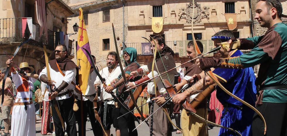 La Fiesta de los Fueros de Sepúlveda espera atraer a 6.000 personas