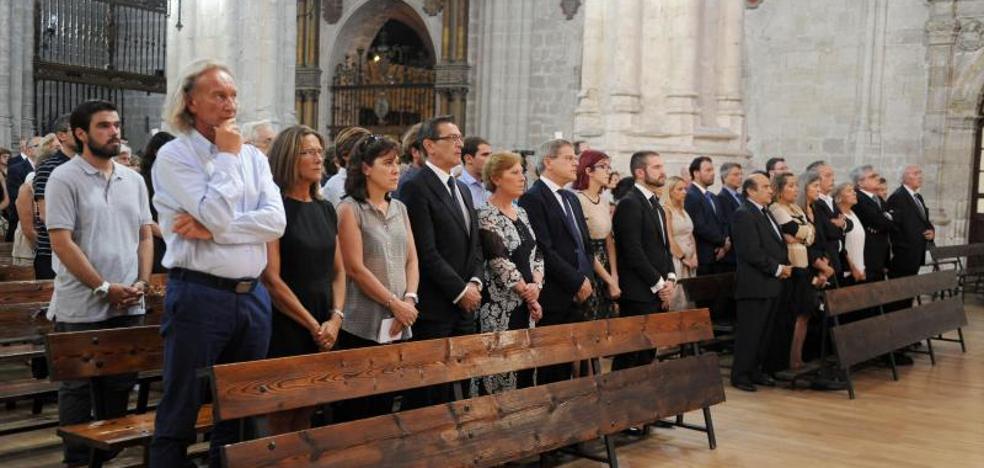 Funeral por Eloísa García de Wattenberg en Valladolid
