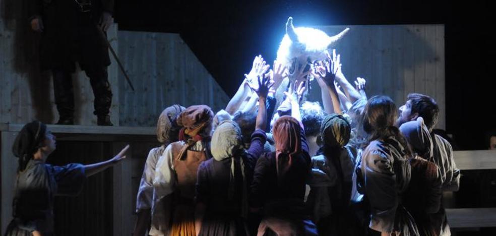 El Festival de Teatro Clásico de Olmedo arranca con un lleno total