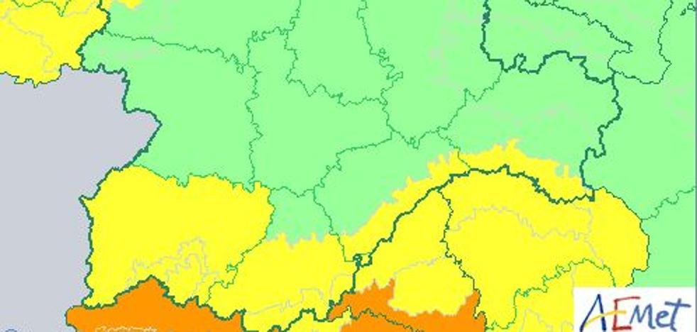 Leve descenso de temperaturas en algunas zonas de Castilla y León