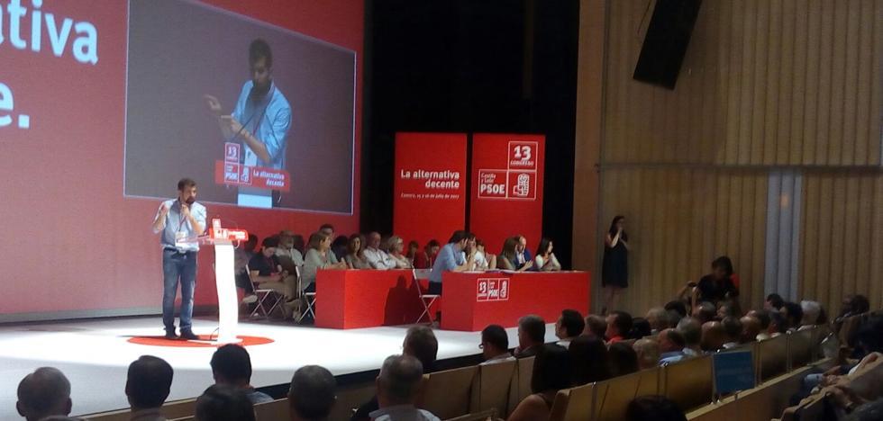 Tudanca: «La lucha contra la corrupción del PP va a seguir siendo la bandera del PSOE»