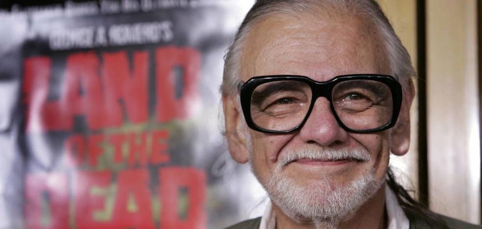 Fallece George A. Romero, padre de las películas de zombis