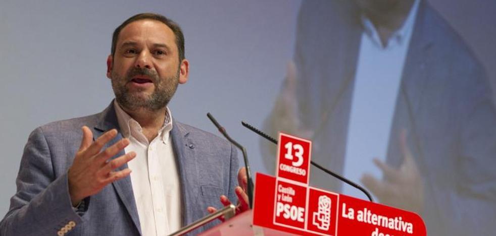 Ábalos: «Al PP le molesta que le echen en cara la corrupción, no que la haya»