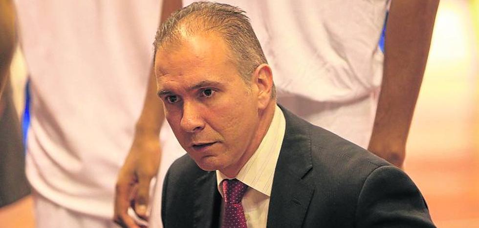 Joaquín Prado, nuevo entrenador del Palencia Baloncesto
