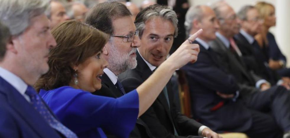 El Gobierno ve cumplidos gran parte de los acuerdos de la Conferencia de Presidentes