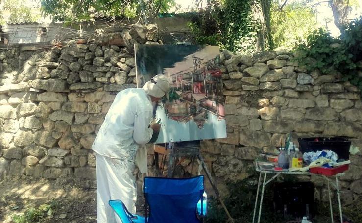 VII Certamen de Pintura Rápida de Torquemada