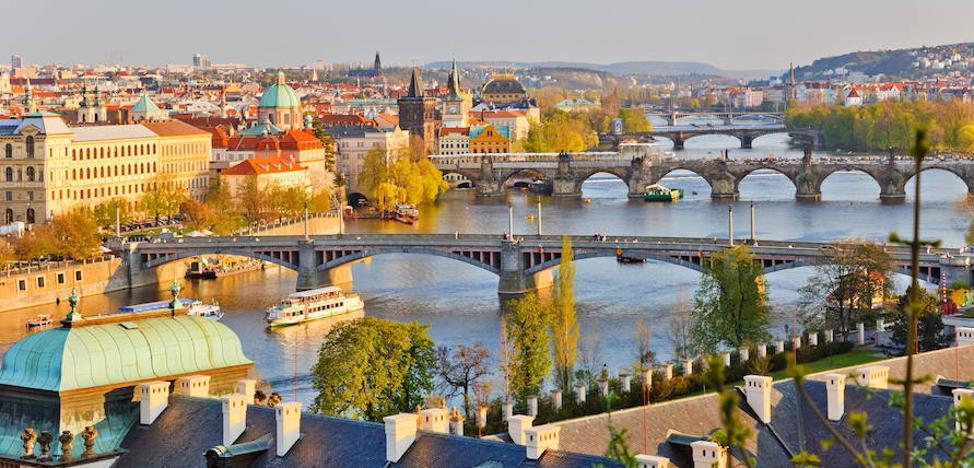 Un taxista de Praga cobra 480 euros por un trayecto de 14 kilómetros