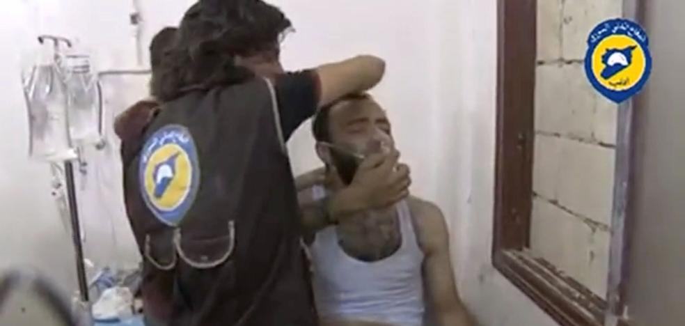 La UE impondrá sanciones a Siria por el uso de armas químicas