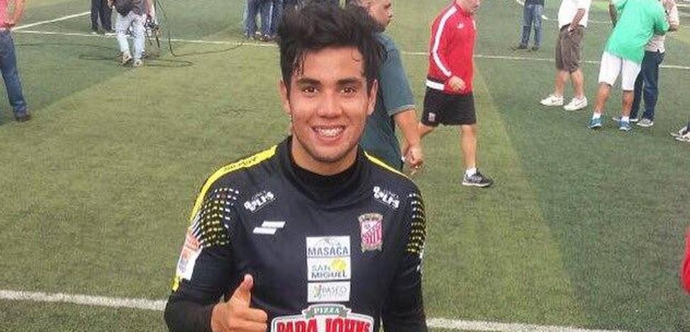 El mexicano Diego Franco llega al CF Salmantino