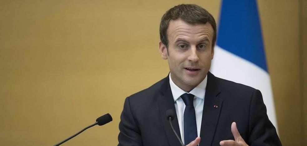 El FMI elogia las reformas de Macron y eleva su previsión de crecimiento para Francia