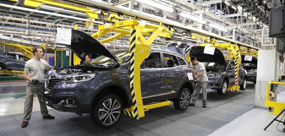 El Grupo Renault aumenta el 10,4% sus ventas mundiales