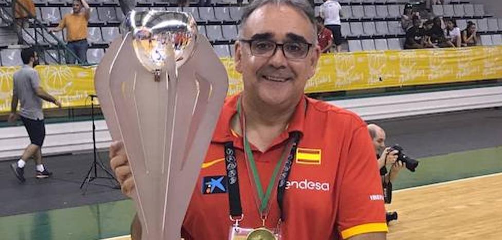 El espectacular currículum de José Ignacio Hernández con la FEB