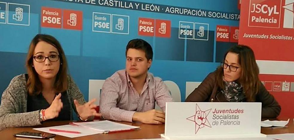 Álvaro Bilbao, nuevo secretario federal de Educación de Juventudes Socialistas