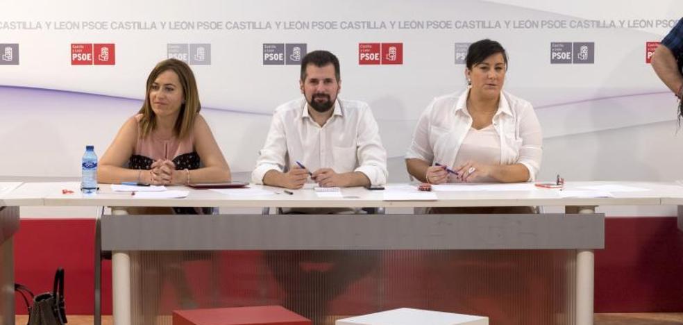 El PSOE formula un llamamiento contra las «políticas de resignación» del PP