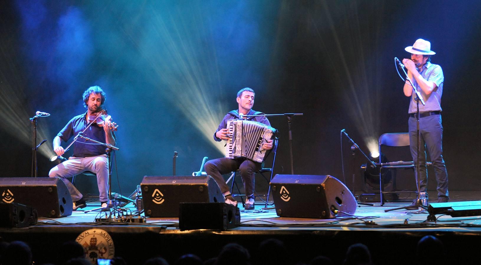 El dúo Fetén Fetén y Nacho Mastretta abren la programación de Estival 2017