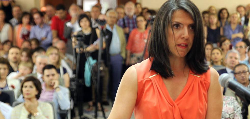 María Cuesta dona los 6.000 euros del grupo provincial de Ciudadanos