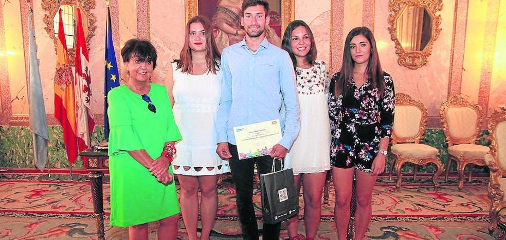 El vallisoletano David Martín, nuevo embajador joven de Segovia