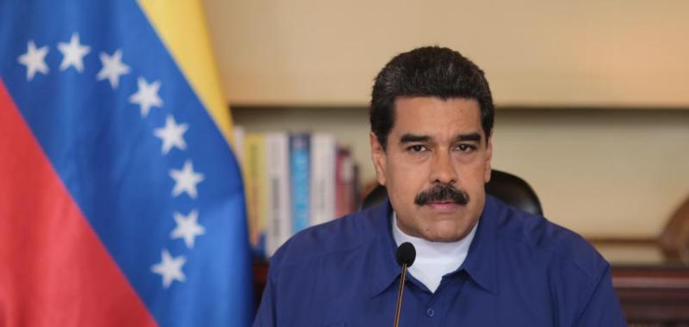 Maduro pide a Rajoy que saque «sus narices de Venezuela»