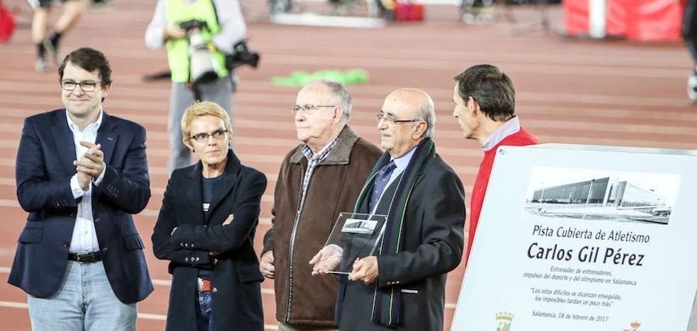 Fallece el atleta salmantino José Luis Sánchez Paraíso, campeón de España y olímpico