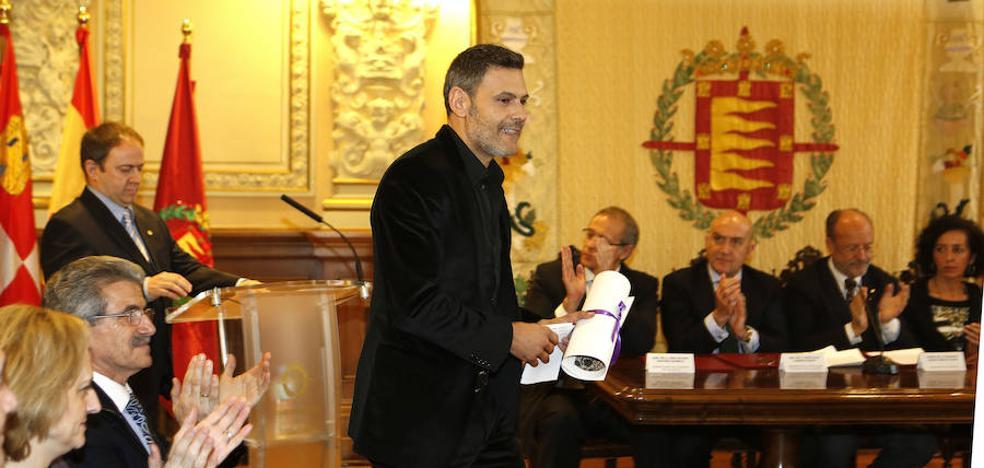 Roberto Enríquez pregonará la Feria y Fiestas de la Virgen de San Lorenzo