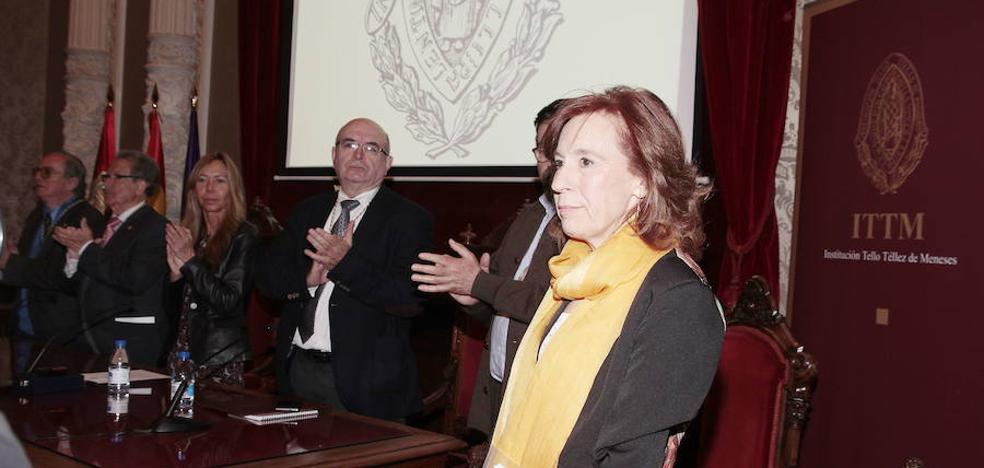 Teresa Alario reclama más formación y recursos contra la violencia de género