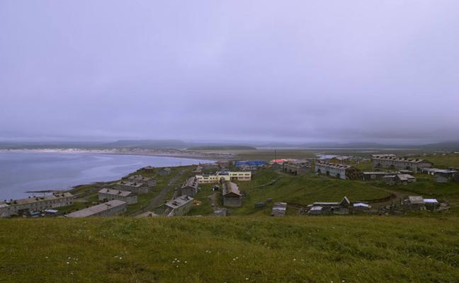 Riesgo de tsunami tras un terremoto de magnitud 7,8 frente a la península de Kamchatka