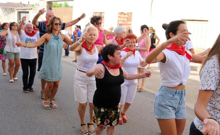 Villahán celebra su fiesta grande en honor a Santa Marina