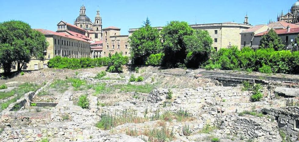 Defensa del Patrimonio pide convertir a Salamanca en una ciudad arqueológica