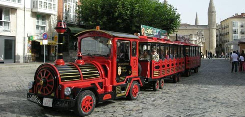 Burgos se queda sin tren turístico a partir del 1 de agosto