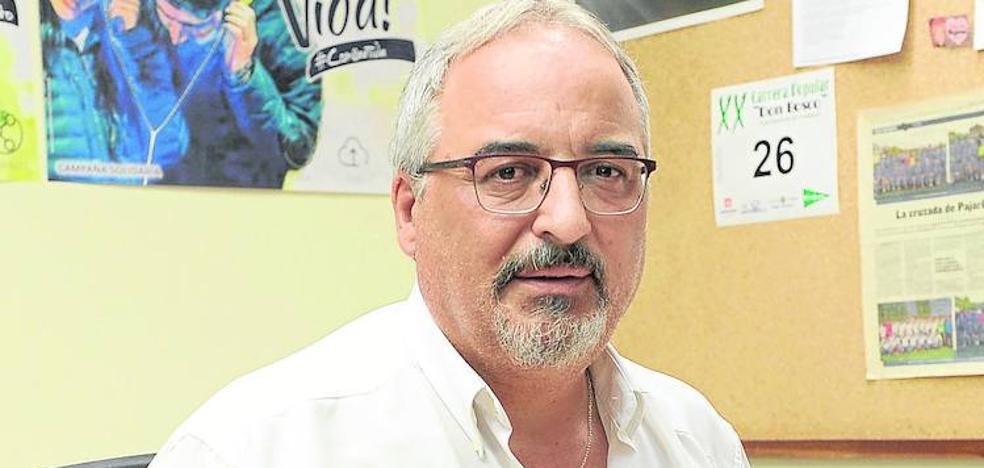 Gaspar Martínez «Nuestra idea es favorecer y crear un espacio educativo y constructivo»