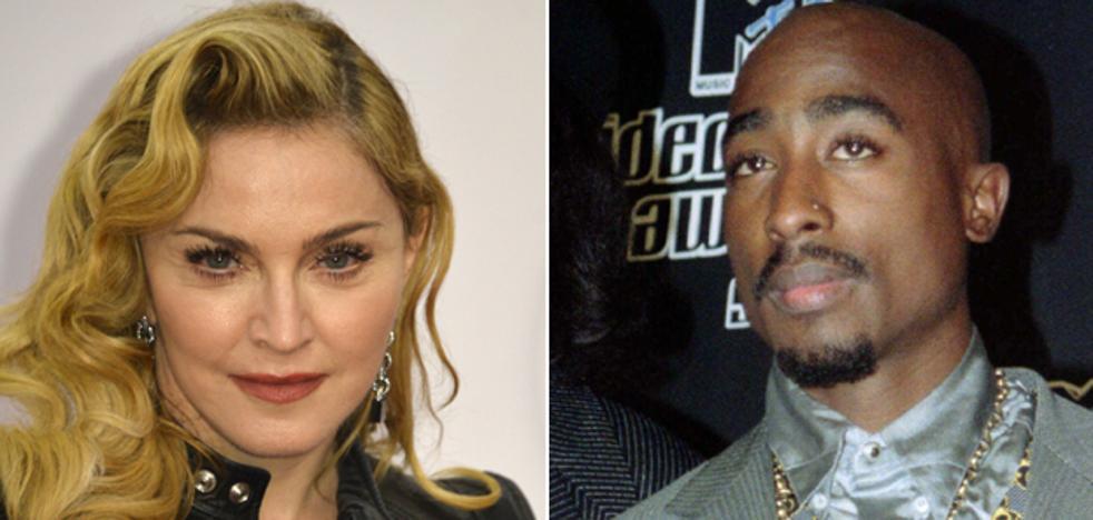 Madonna intenta evitar la subasta de una carta en la que Tupac la deja