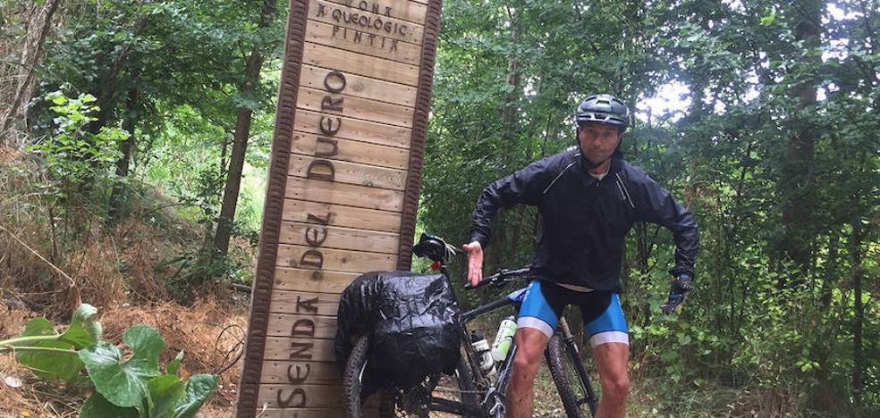 Mil kilómetros a dos ruedas